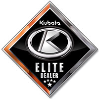 Kubota Elite Dealer Logo
